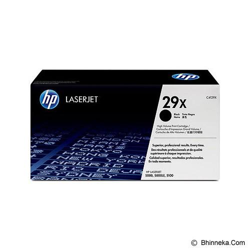 HP Black Toner 29X [C4129X] - Toner Printer HP